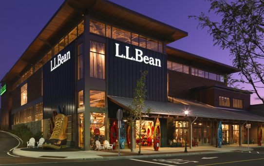 LL Bean Store review