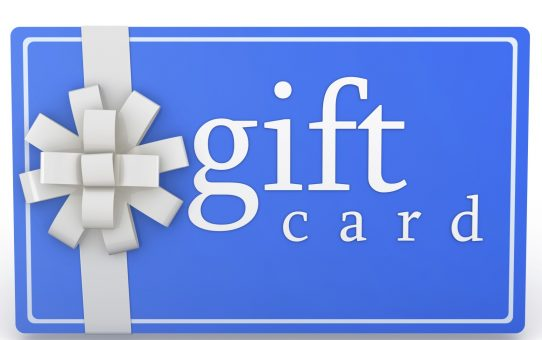 Return Policy for a gift card